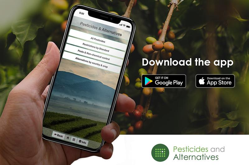 New app against toxic pesticides fairtrade
