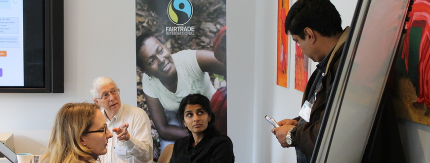 fairtrade international fairtrade. Black Bedroom Furniture Sets. Home Design Ideas