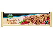 Lidl Fairglobe Cookies Cranberry White